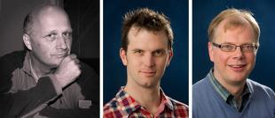 Dr. Steve McDonald : Dr. Nick Baker : Prof. Volker Pickert